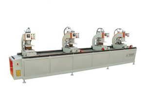 Máy hàn nhựa 4 đầu SHZ2 -3500