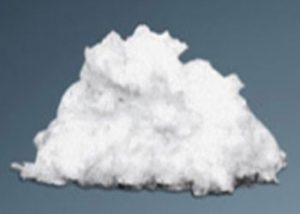 Silicate cotton