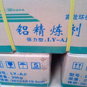 bột tinh luyện nhôm