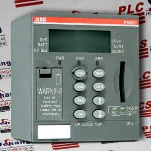 máy điều khiển điện áp thấp ABB