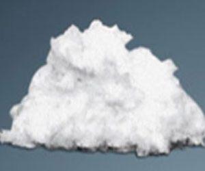 Silicate cotton