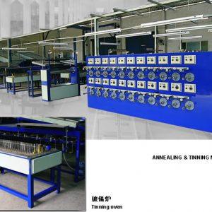 退火镀锌机-Annealing galvanizing machine